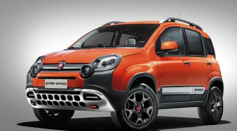 Salón de Ginebra: Fiat Panda Cross