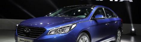 Exclusiva: Nuevo Hyundai Sonata