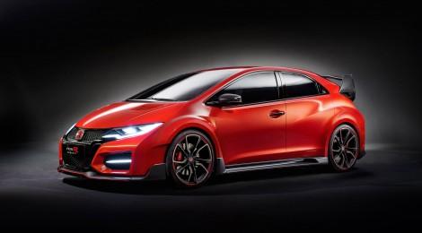 Salón de Ginebra: Honda Civic Type R Concept