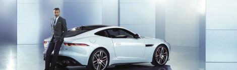 Jaguar y David Beckham