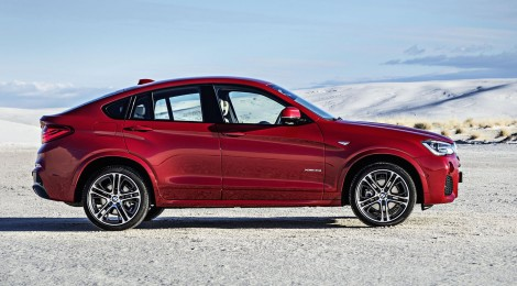 Salón de Ginebra: BMW X4