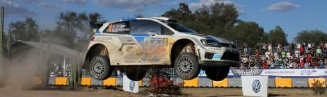 Sébastien Ogier vuelve a dominar en el Rally México