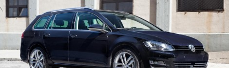 Volkswagen Golf SportWagen: Un adelanto