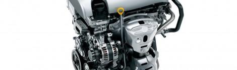 TOYOTA: Nuevos motores más eficientes
