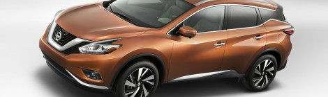 "Nissan Murano: estrena la ""V"""