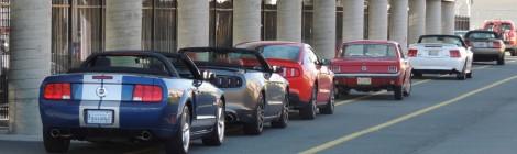 50 Aniversario de Ford Mustang