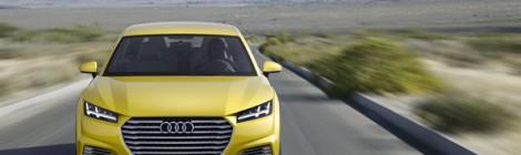 AUDI TT OFFROAD CONCEPT: Otro crossover derivado de un ícono deportivo