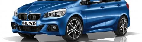 BMW Serie 2 paquete M
