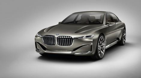 BMW Vision Future Luxury: adiós Bangle, bienvenido Van Hooydonk