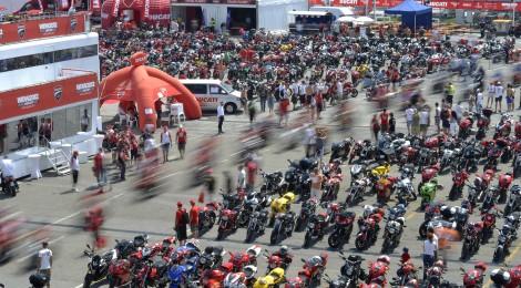 Ducati: Calentando motores para el World Ducati Week 2014