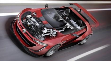 """VW/Sony: el """"GTI ROADSTER"""" pasa de lo virtual a lo real"""