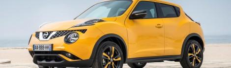 Nissan: Juke renovado