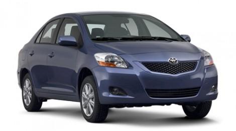 Toyota de México: baja el precio de Yaris Sedán