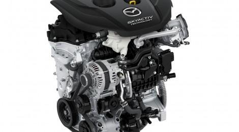 Mazda: El nuevo motor diésel de bajas emisiones para el próximo Mazda2