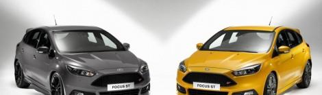 Ford: El nuevo Focus ST