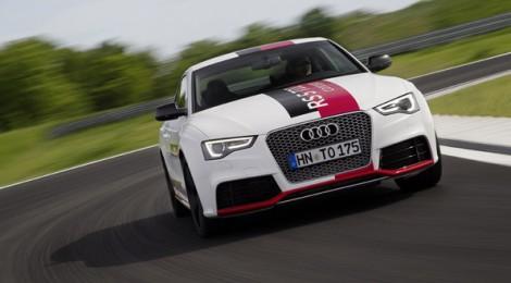 Audi: El innovador RS 5 TDI CONCEPT