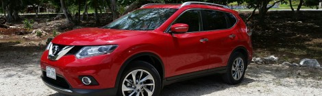Nissan X-Trail, tercera generación