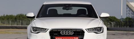 Audi A6 TDI concept: biturbo eléctrico para los diésel más deportivos