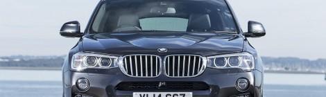 BMW: X4 el crossover de tamaño medio