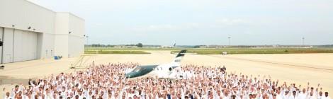 Honda: su avión sigue con el viento a favor