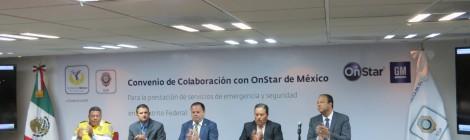 Acuerdo OnStar-SSPDF: cooperación en beneficio del ciudadano