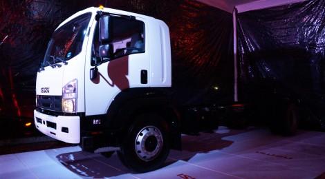 Isuzu presenta su nuevo Forward 1100