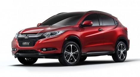 Honda HR-V: un SUV para Europa