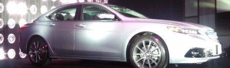 Acura, una década en México y nuevo modelo: TLX 2015