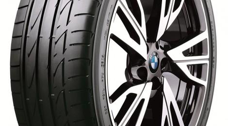 BRIDGESTONE: PROVEEDOR EXCLUSIVO DEL BMW I8