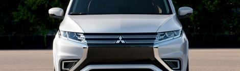 Mitsubishi Outlander PHEV Concept-S, listo para debutar en París