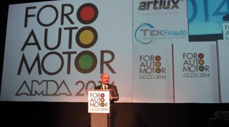 Foro Automotor AMDA 2014: retos por enfrentar y problemas para resolver