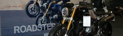 Salón Internacional de la Motocicleta México 2014