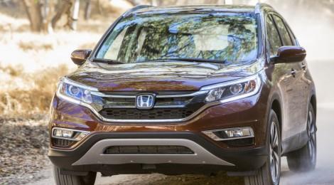 Honda: llega la fase 2 de CR-V cuarta generación