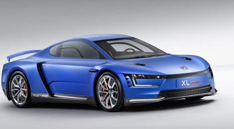 Volkswagen XL Sport: El más poderoso de dos cilindros