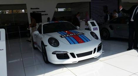 Porsche 911 Martini Racing Edition disponible en México