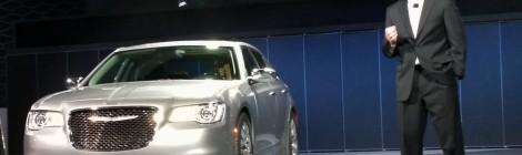 Se presenta el nuevo Chrysler 300 C