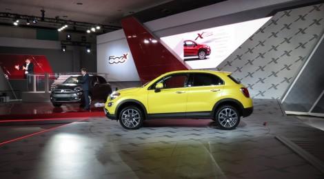 Fiat 500 X: un familiar para EU