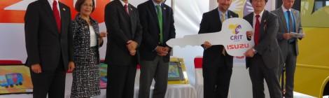 Isuzu y Fundación Teletón: colaboración para ayudar