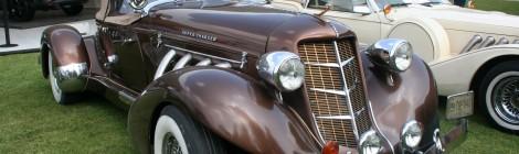 GALERÍA: Gala Internacional del Automóvil, los clásicos