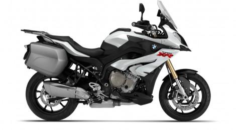 BMW S 1000 XR, la opción de viaje de la deportiva