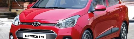 Hyundai Motor México incorpora el nuevo Grand i10 sedán