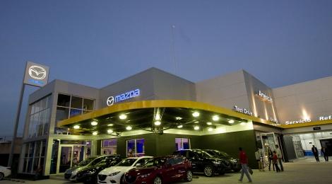 MAZDA de México inaugura su agencia No. 50 en el país