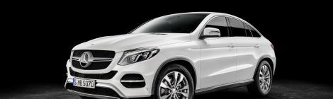 Mercedes-Benz GLE Coupe: el resultado de una fusión
