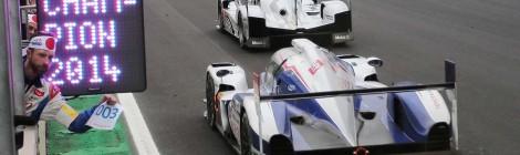 TOYOTA RACING: CAMPEONES DEL MUNDO 2014