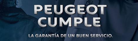 """""""Si no estás satisfecho con el Servicio Post Venta, NO lo pagas"""": Peugeot"""