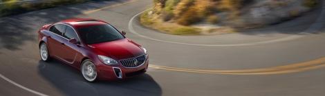 Buick Regal GS disponible a partir de este mes en México