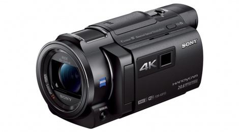 Sony Handycam 4K FDR-AXP33: mejor imagen y más estabilidad