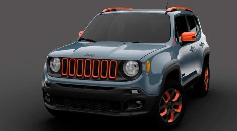 Jeep Renegade y Dodge Challenger equipados por Mopar se presentan en el NAIAS
