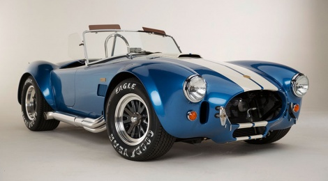 Shelby Cobra 427, así celebra su 50 aniversario
