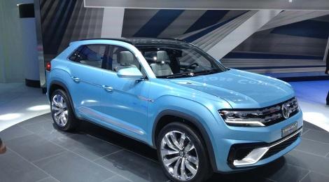 Volkswagen Cross Coupe GTE